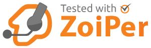 Logo von Zoiper.