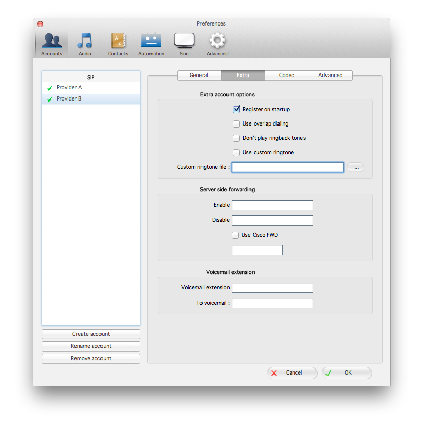 cisco softphone for mac