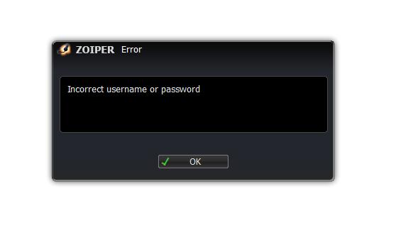 Windows error nombre de usuario o contraseña incorrectos