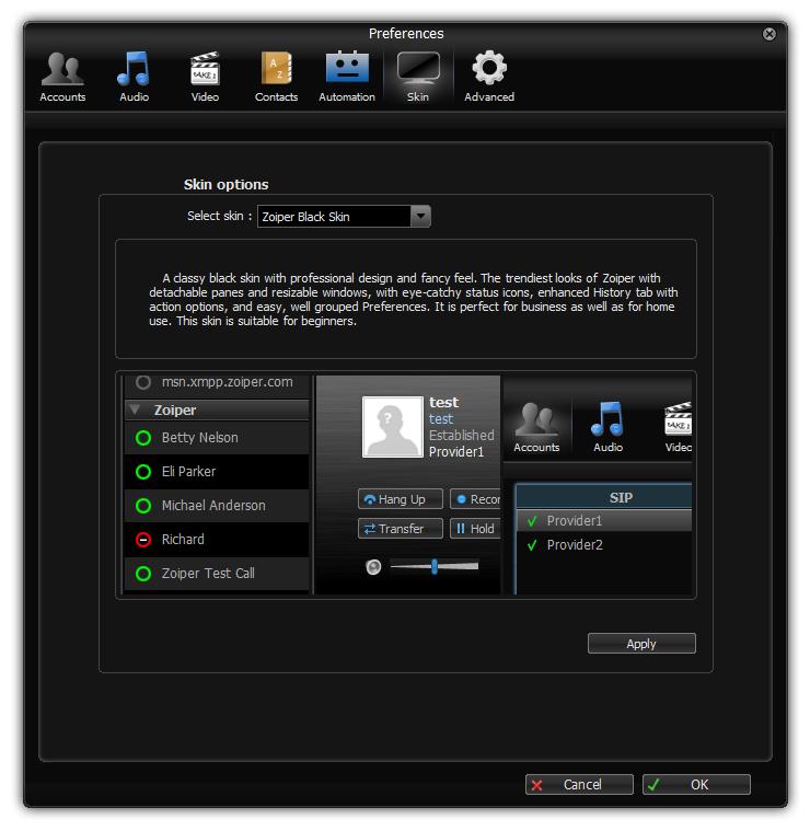 Zoiper Windows Installation and Configuration :: Zoiper