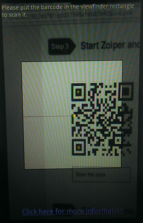 Zoiper for Androit